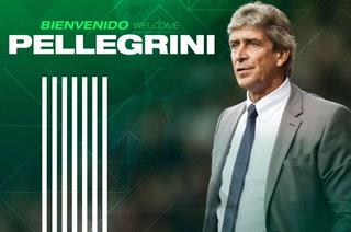 OFICIAL: Betis anuncia a Manuel Pellegrini como su nuevo técnico para la próxima temporada