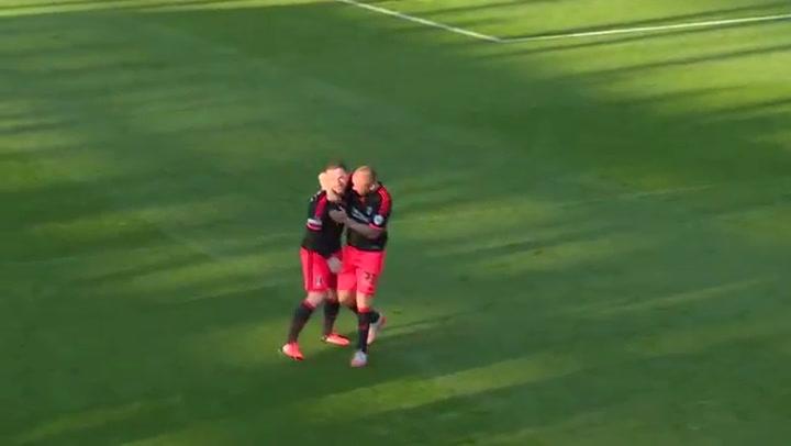 Twee fraaie goals van Fulham