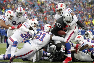 Vegas Nation: Raiders Lose To Bills