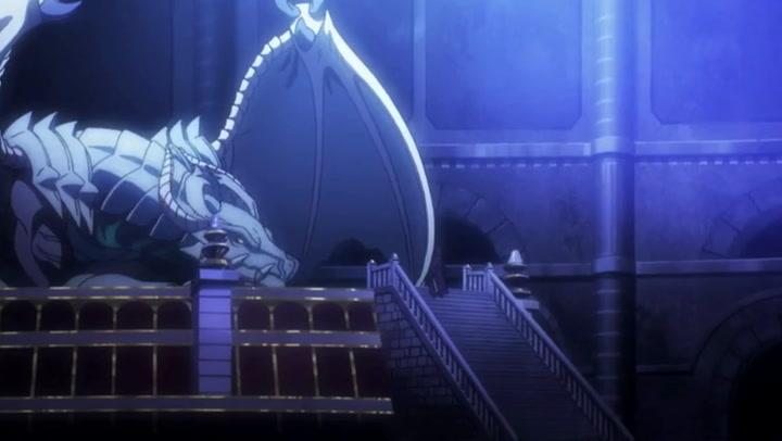 Overlord Profile: Platinum Dragon Lord