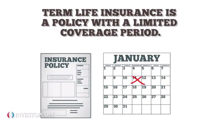 Term Life Insurance Definition