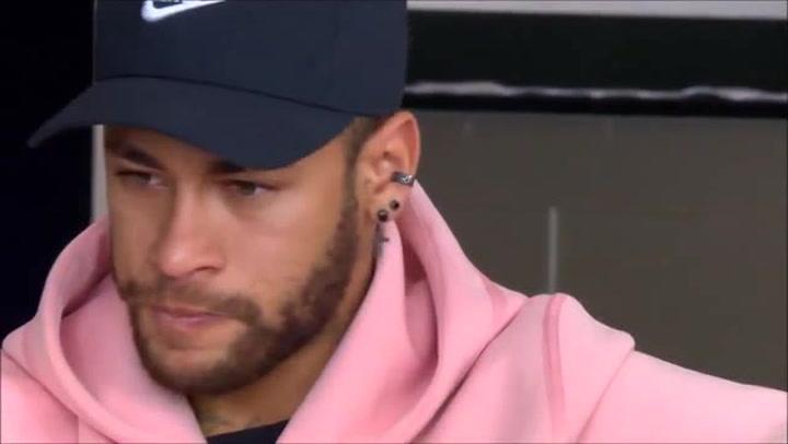 Neymar, al borde del llanto, evoca su amistad con Lionel Messi