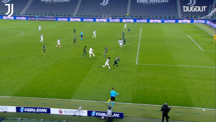Ronaldo and Morata's last-minute gasp beat Ferencvaros