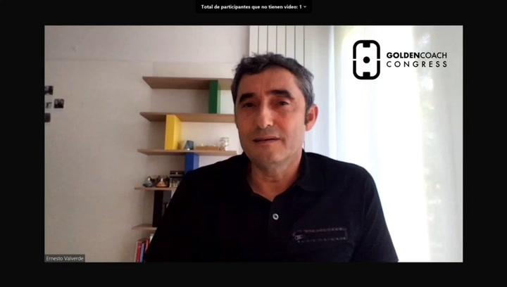 Valverde habla sobre el modelo Barça