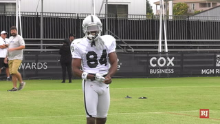 Raiders Training Camp Wrap Up Day 4 – VIDEO