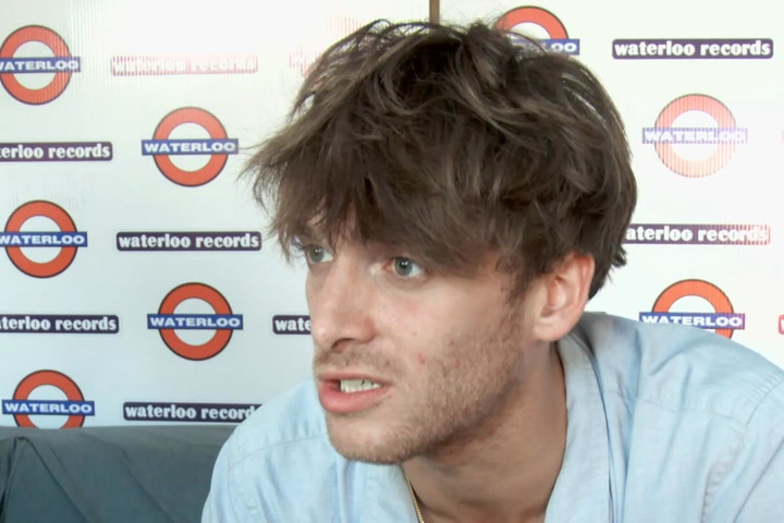 Interviews: Paolo Nutini at ACL Fest 2014
