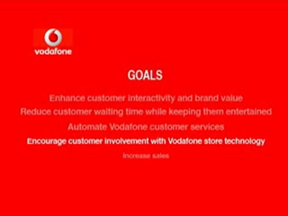 Vodafone WOW Stores