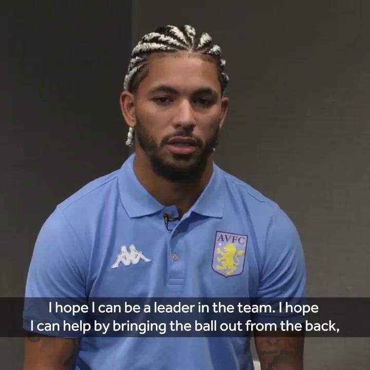 Douglas Luiz, nuevo jugador del Aston Villa