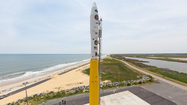 Watch live as Nasa's Minotaur 1 rocket launches spy satellite into space