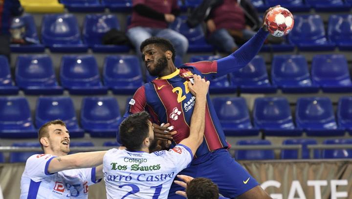 Un joven Barça golea al Cisne y ya acaricia la 11ª Liga ASOBAL seguida