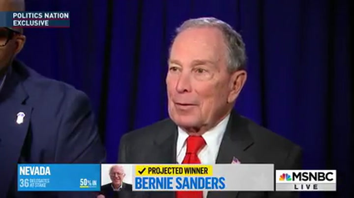 Michael Bloomberg: 'I'm Certainly Not the Smartest Guy in the Room'