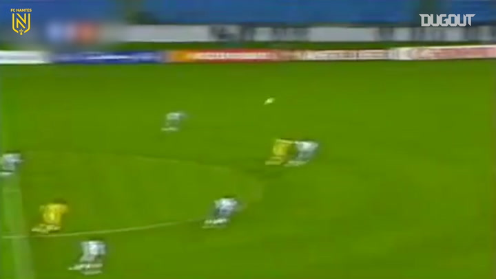 Pedros's stunning goal vs Porto in 1995
