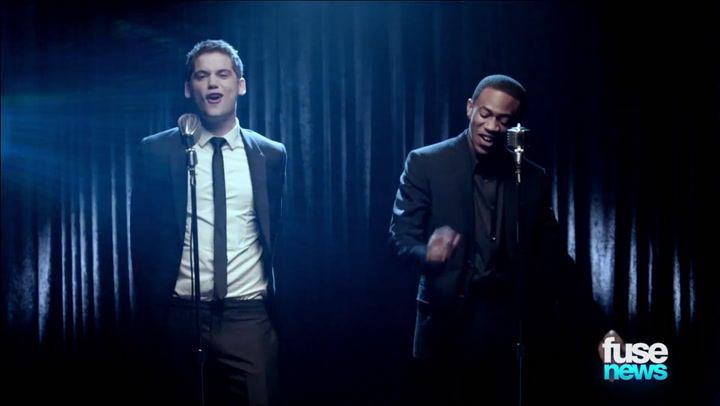 Shows: Fuse News: How Well Do MKTO's Malcolm and Tony Know Each Other?