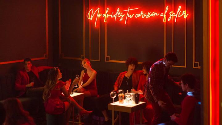 El tráiler de la nueva temporada de \'Élite\' anuncia su fecha de estreno al rojo vivo