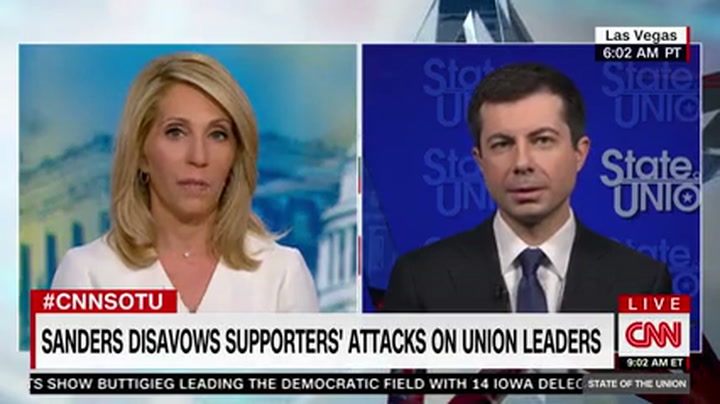 Buttigieg: 'I'm Not Going to Take Lectures on Family Values from the Likes of Rush Limbaugh'