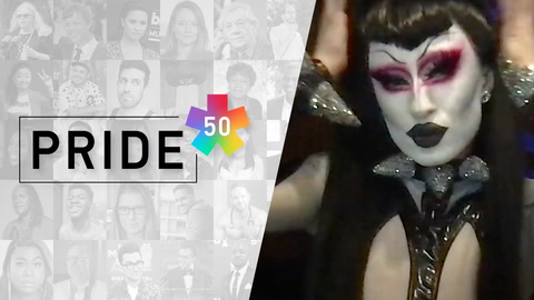 """#Pride50: Gottmik made history by crashing the """"cis-tem"""" and showing the world that drag isn't binary"""