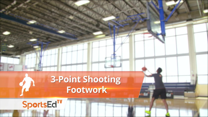 Three-Point Shooting Footwork