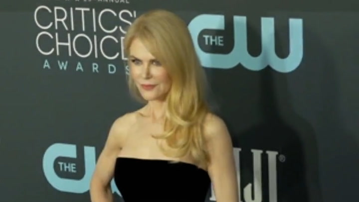 Nicole Kidman makes rare comments on marriage to Tom Cruise