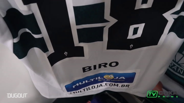 Behind the scenes of Coritba's victory over Palmeiras
