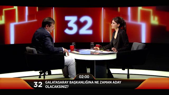Jülide Ateş ile 40 - Ergin Ataman Galatasaray başkanlığına ne zaman aday olacak?