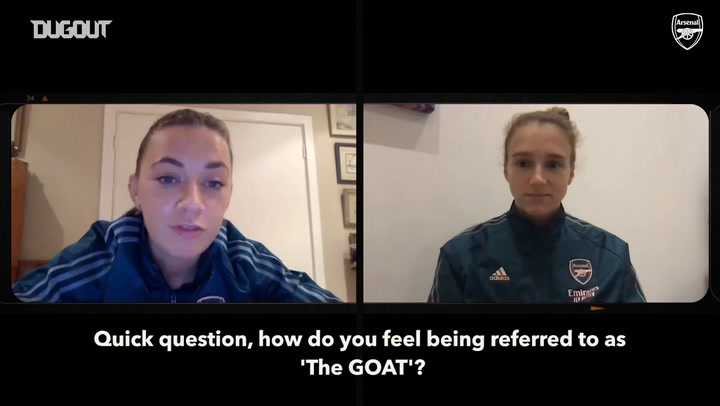 Vivianne Miedema on being the GOAT and what is next for her