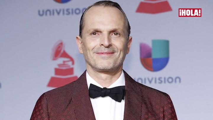Miguel Bosé cumple 60 años como feliz y orgulloso \'papito\' de sus cuatro hijos