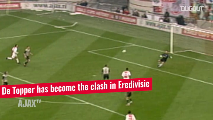 The history of Ajax vs PSV