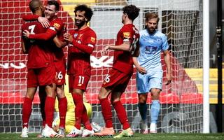 El campeón Liverpool se relaja en Anfield y empata contra el Burnley
