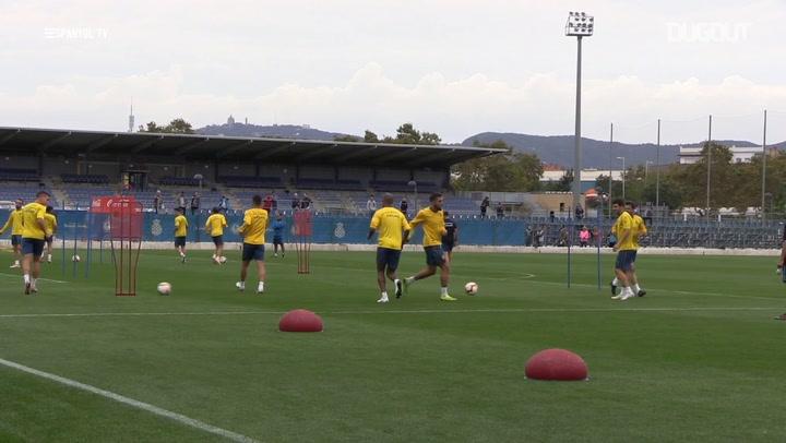 Inside Training: RCD Espanyol Back To Work