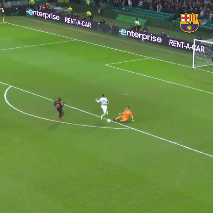 Así las para Neto, el nuevo fichaje del FC Barcelona