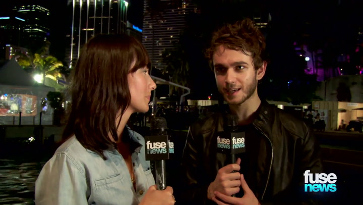 Shows: Fuse News: Zedd Wants to Throw His Own Ultra Music Festival