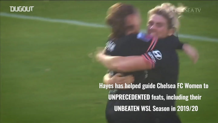 Emma Hayes' reign of silverware at Chelsea