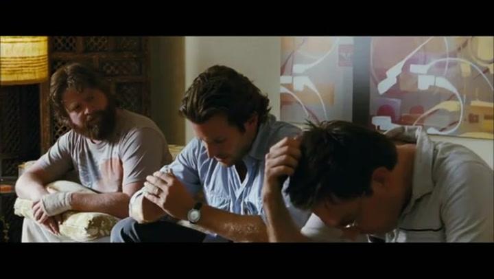 The Hangover - Trailer No. 1