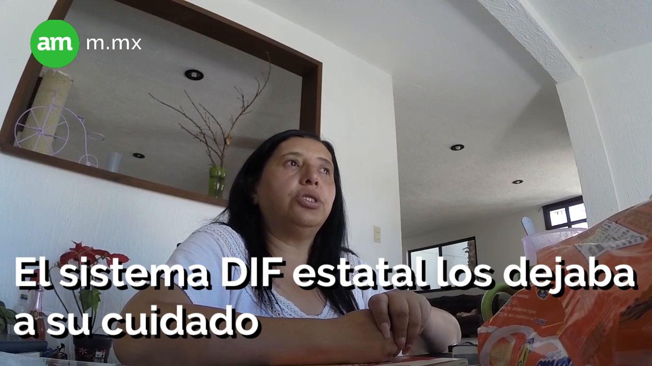 La maestra Graciela quiere seguir ayudando niños
