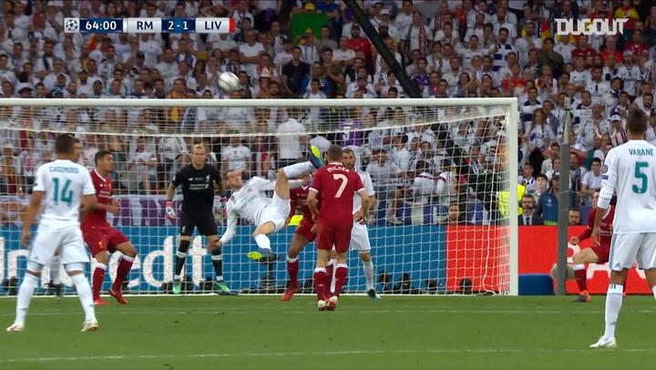 Gareth Bale Discusses His Incredible UCL Final Goal