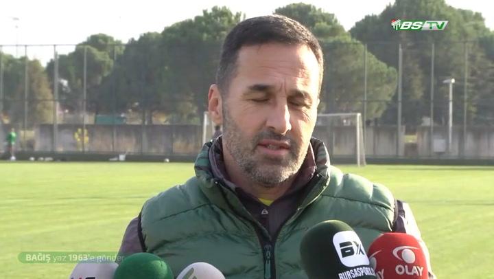 Yalçın Koşukavak Adanaspor Maçı Sonrası Konuştu