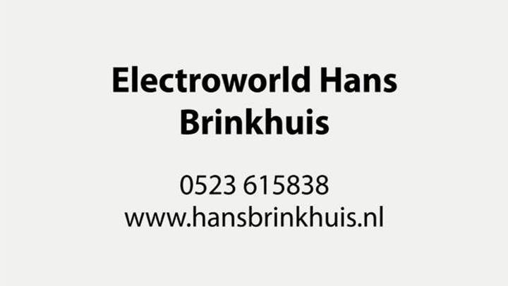 Electroworld Hans Brinkhuis