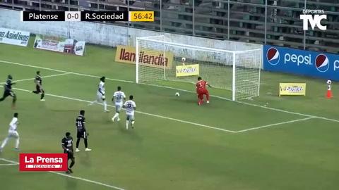 Platense 1 - 1 Real Sociedad (Liga Salva Vida)