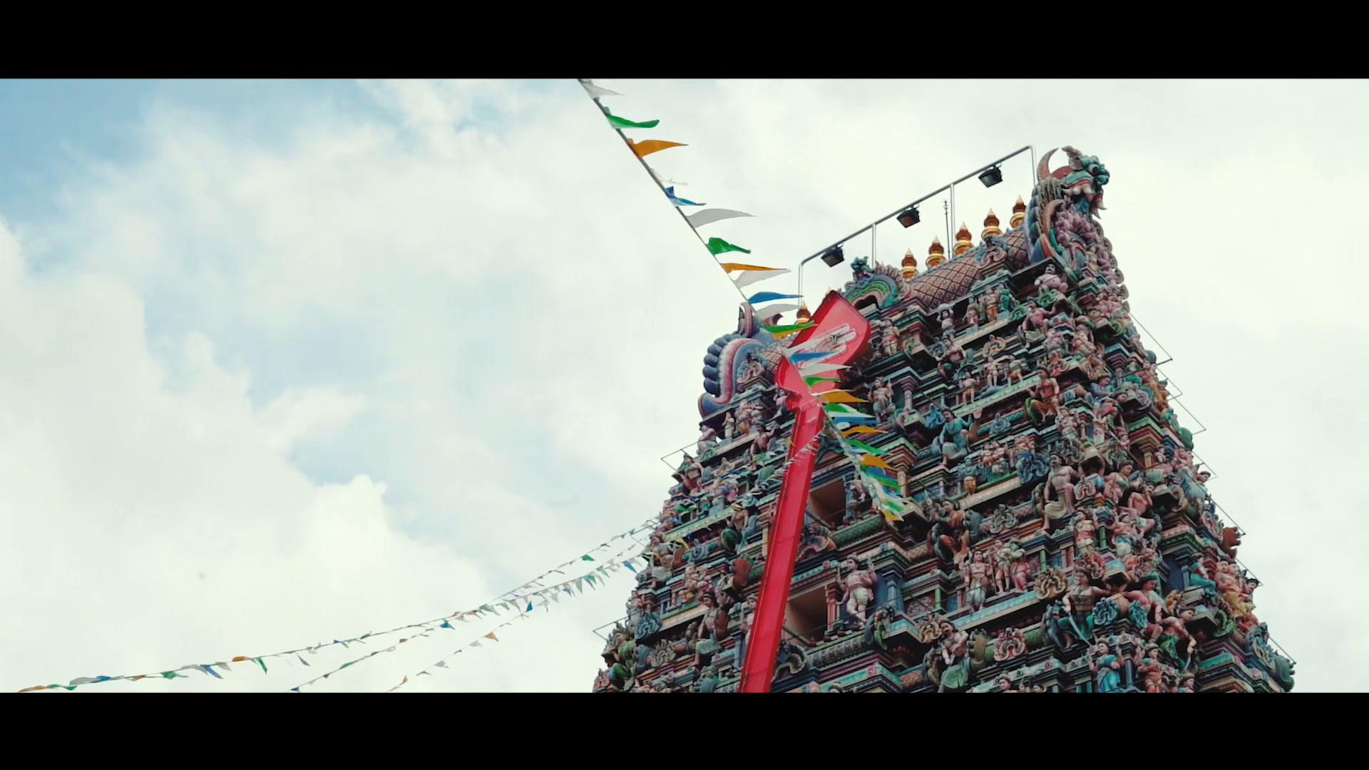 Chithra + Rohit | Kuala Lumpur, Malaysia | Sri Subramaniar Temple