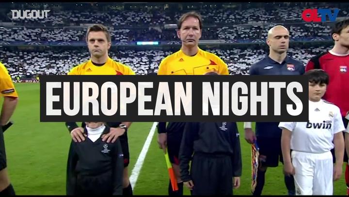 European Nights: When OL Eliminated Real Madrid