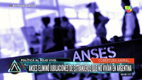 Anses eliminó jubilaciones a extranjeros que no vivían en Argentina