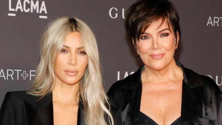 Kim Kardashian Gets Divorce Advice From Kris Jenner After Leaving Kanye West