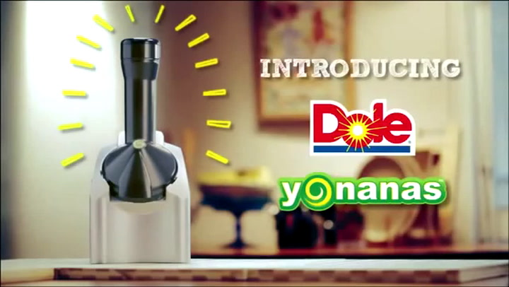 Preview image of Yonanas Healthy Dessert Maker video