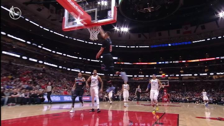 Top 10: Las mejores jugadas de la NBA del día 07/03/2019