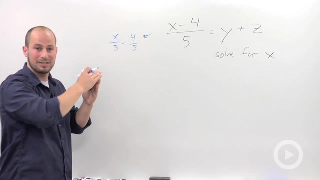 Solving for a Parameter in a Linear Equation - Problem 2