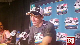Fleury on boos at NHL All-Star game
