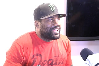 "Quinton 'Rampage' Jackson: ""I'm mentally stronger now"""