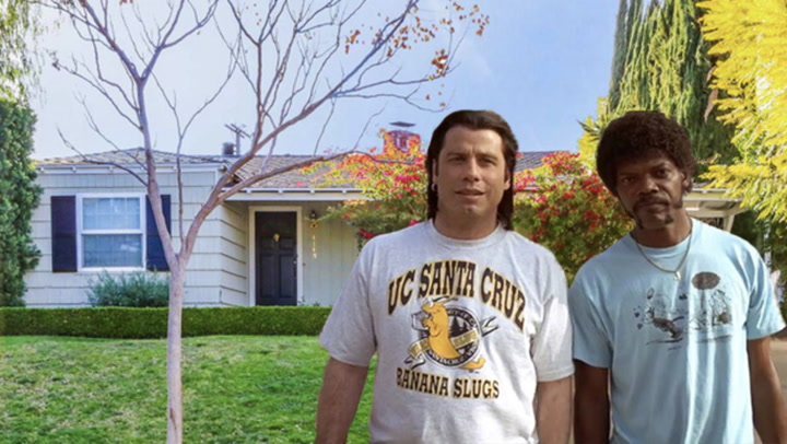 'Pulp Fiction' Home Was Famous for Cleanup; Now Is It a Teardown?