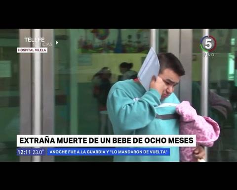 Un bebé falleció tras un cuadro febril y se sospecha de un caso de meningitis