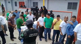 Traslado de privados de libertad de El Pozo I a Támara